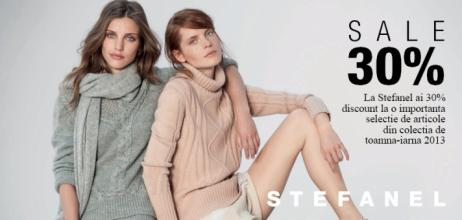 Stefanel - 30% Discount